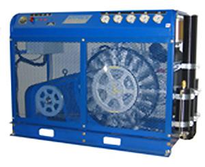 Standard Open Horizontal Compressor Front